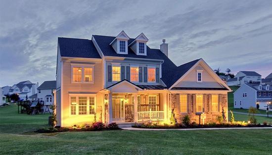 Harvest Ridge by Dan Ryan Builders in Morgantown West Virginia
