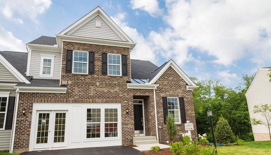 Parkview Village at Charles Pointe by Dan Ryan Builders in Morgantown West Virginia