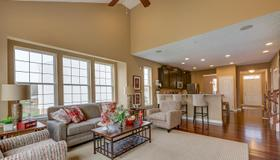 homes in Parkview Village at Charles Pointe by Dan Ryan Builders