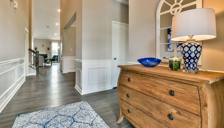Living Area featured in the Aspen II By Dan Ryan Builders in Morgantown, WV