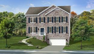 Princeton II - Aspria Estates: Morgantown, West Virginia - Dan Ryan Builders