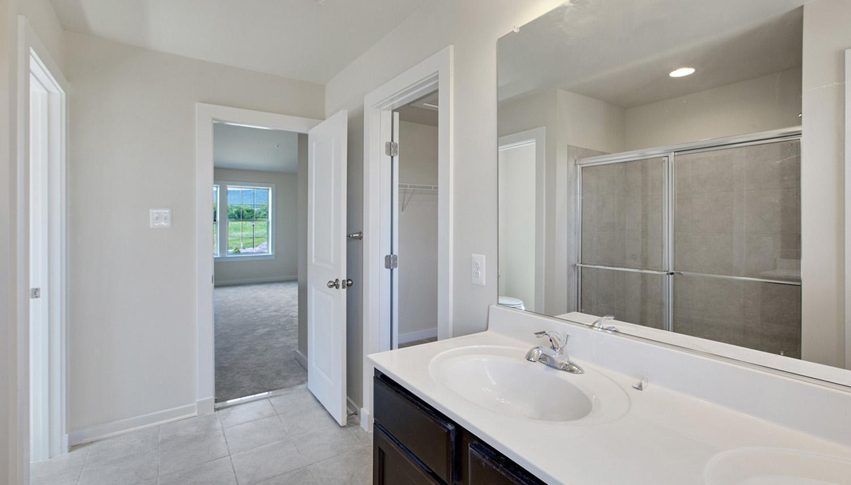 Bathroom featured in the Bristol II By Dan Ryan Builders in Pittsburgh, PA