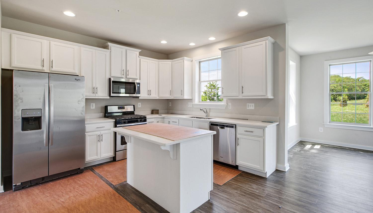Kitchen featured in the Bristol II By Dan Ryan Builders in Pittsburgh, PA