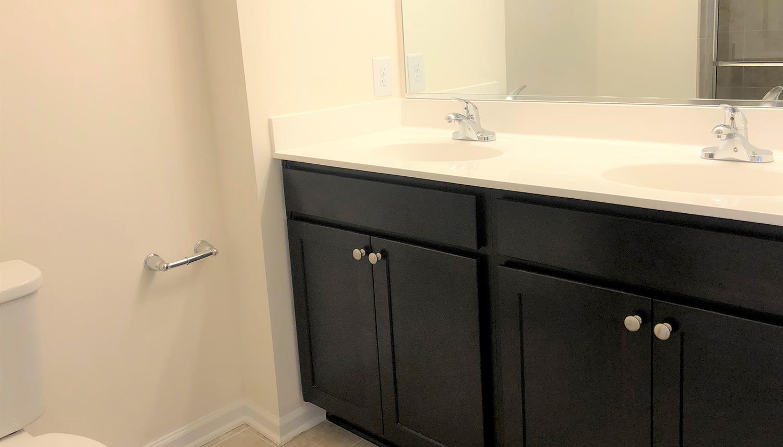 Bathroom featured in the Yorktown II Grade A By Dan Ryan Builders in Morgantown, WV