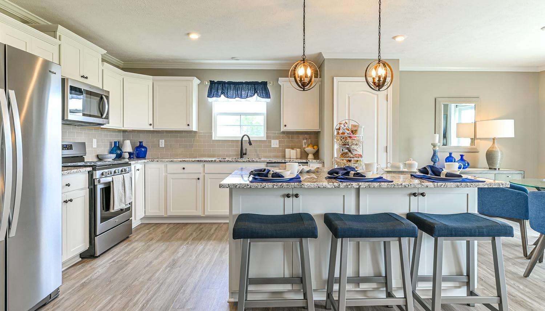 Kitchen featured in the Edgewood II By Dan Ryan Builders in Morgantown, WV