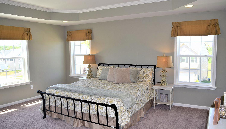 Bedroom featured in the Bristol II By Dan Ryan Builders in Pittsburgh, PA