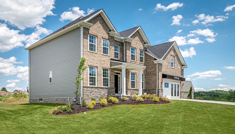 'Worthington Village at Charles Pointe' by Dan Ryan - Pittsburgh Region in Morgantown