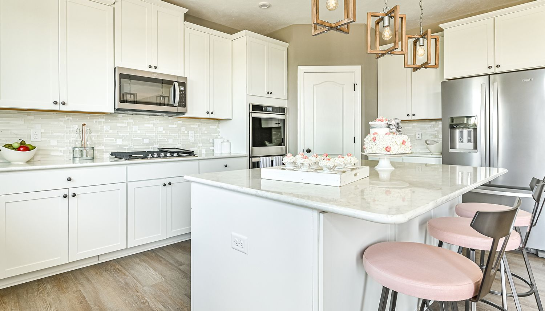 Kitchen featured in the Castlerock II By Dan Ryan Builders in Morgantown, WV