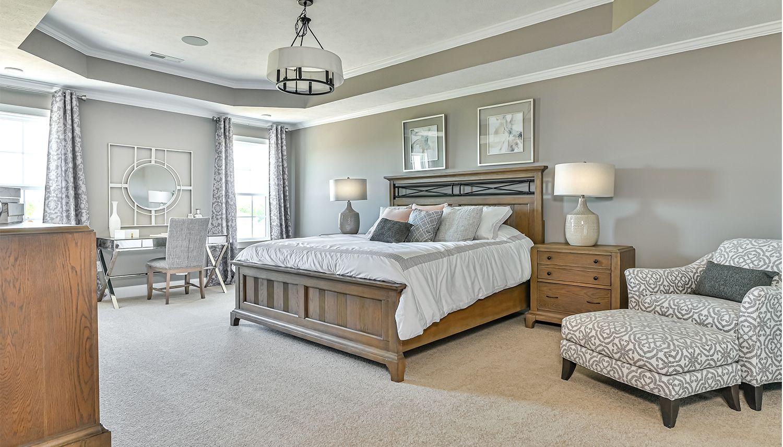 Bedroom featured in the Castlerock II By Dan Ryan Builders in Morgantown, WV