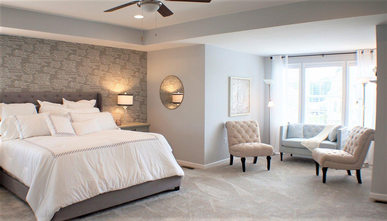 Bedroom featured in the Oakdale II By Dan Ryan Builders in Morgantown, WV