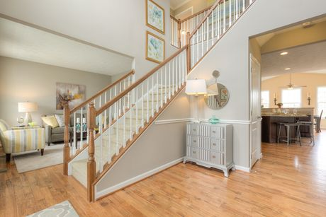 Stairway-in-Oakdale II-at-Wyncrest Estates-in-Butler