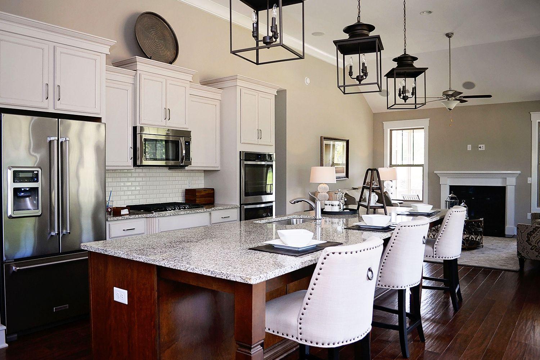 Kitchen featured in the Oakleigh By Dan Ryan Builders in Greenville-Spartanburg, SC