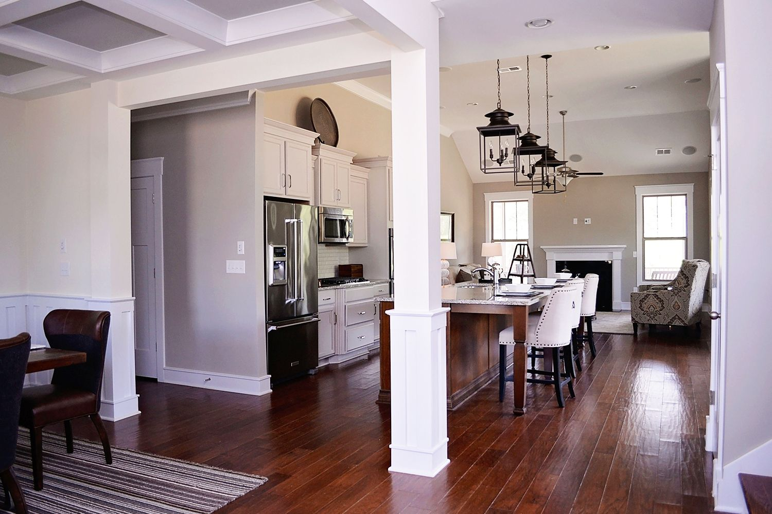 Kitchen featured in the Oakleigh By Dan Ryan Builders in Greenville-Spartanburg, SC
