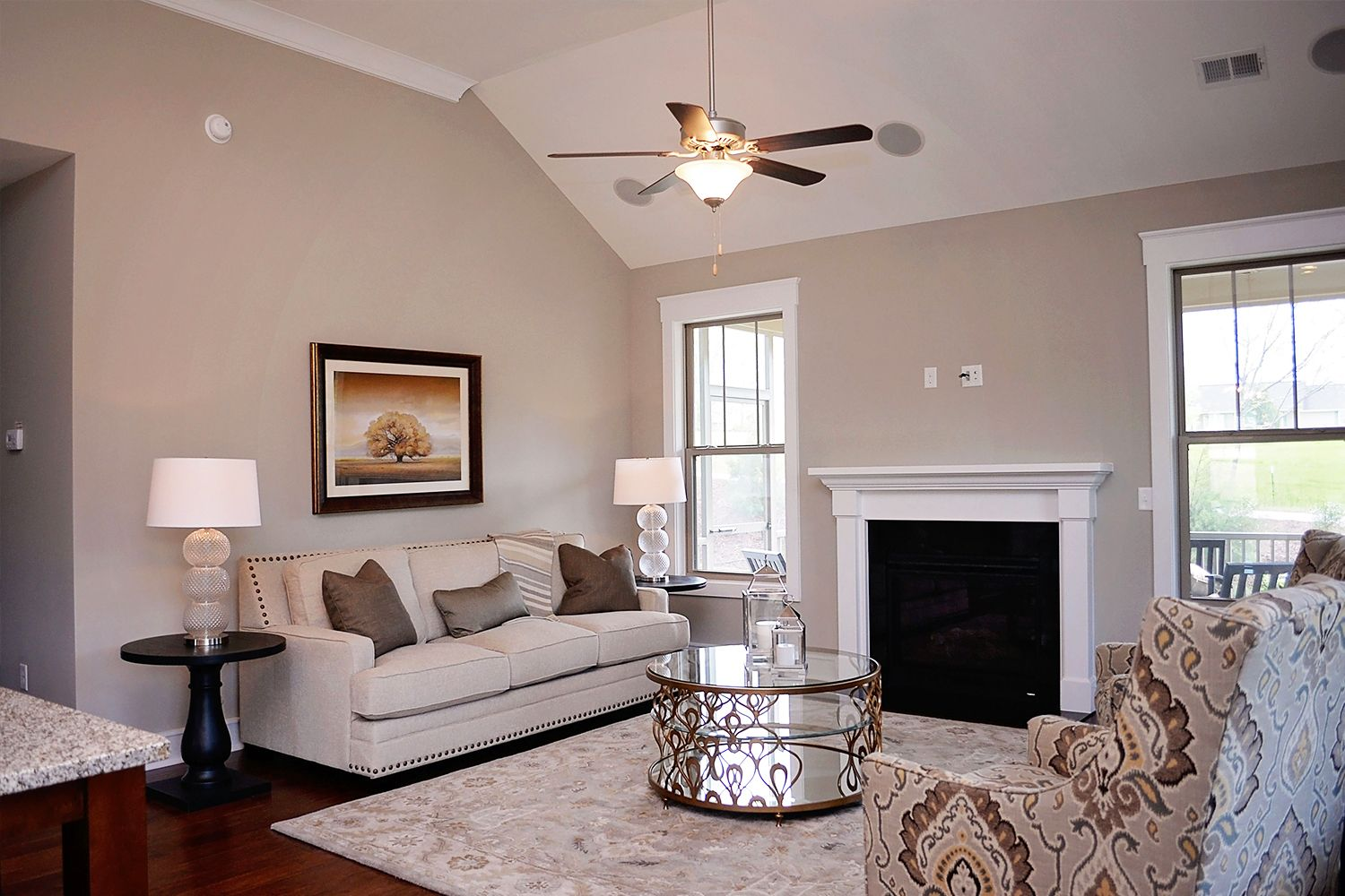 Living Area featured in the Oakleigh By Dan Ryan Builders in Greenville-Spartanburg, SC