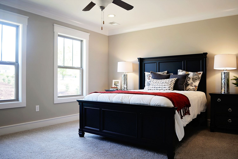 Bedroom featured in the Oakleigh By Dan Ryan Builders in Greenville-Spartanburg, SC