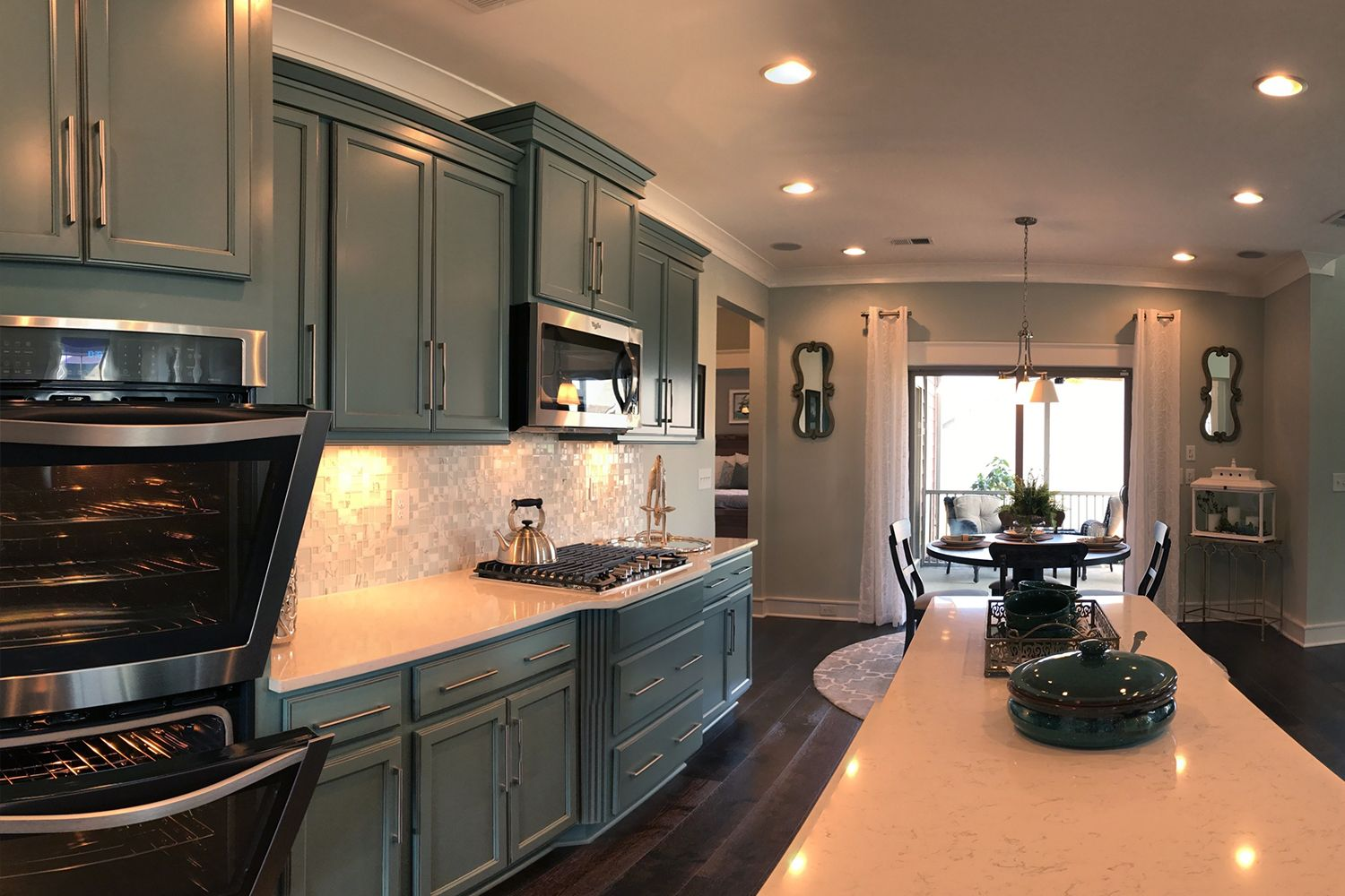 Kitchen featured in the Sutherland By Dan Ryan Builders in Greenville-Spartanburg, SC