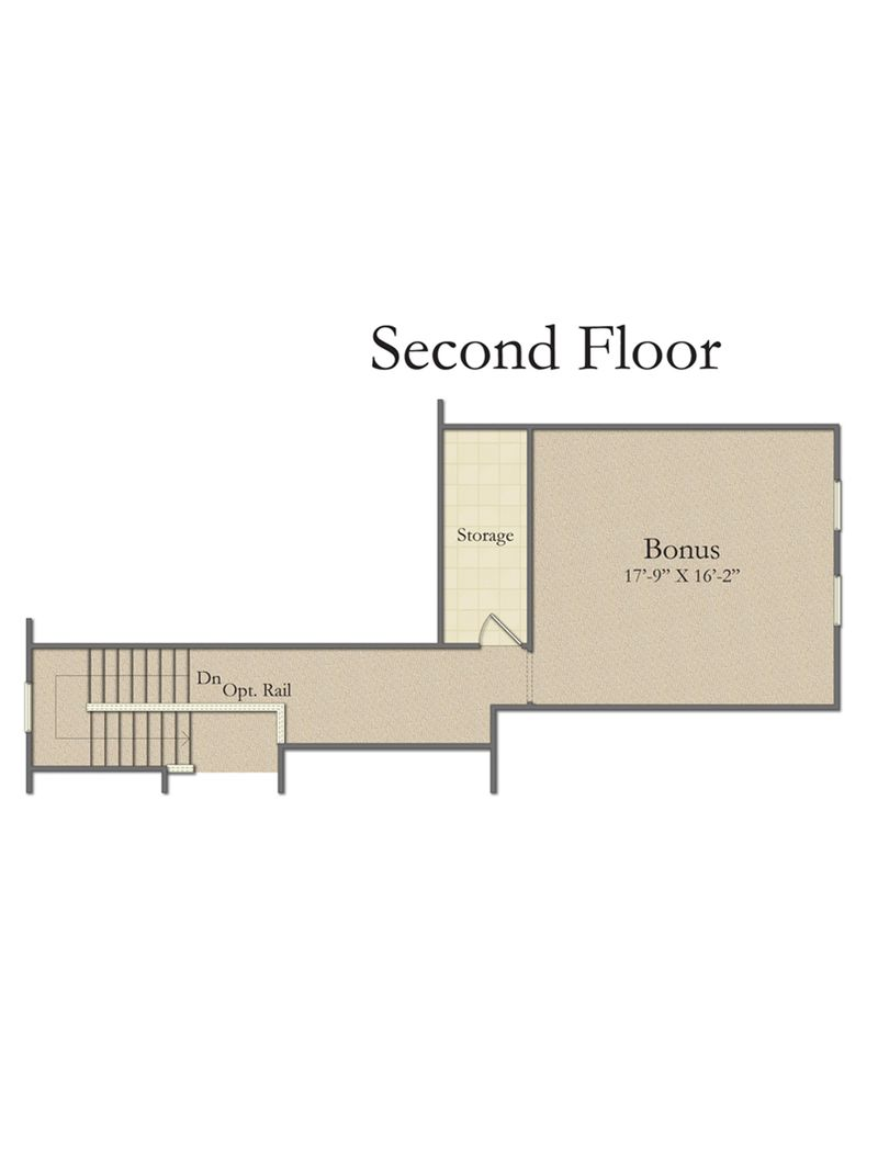 Second Floor