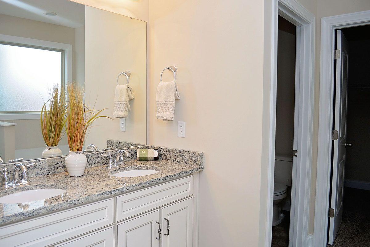 Bathroom featured in the Harding By Dan Ryan Builders in Greenville-Spartanburg, SC