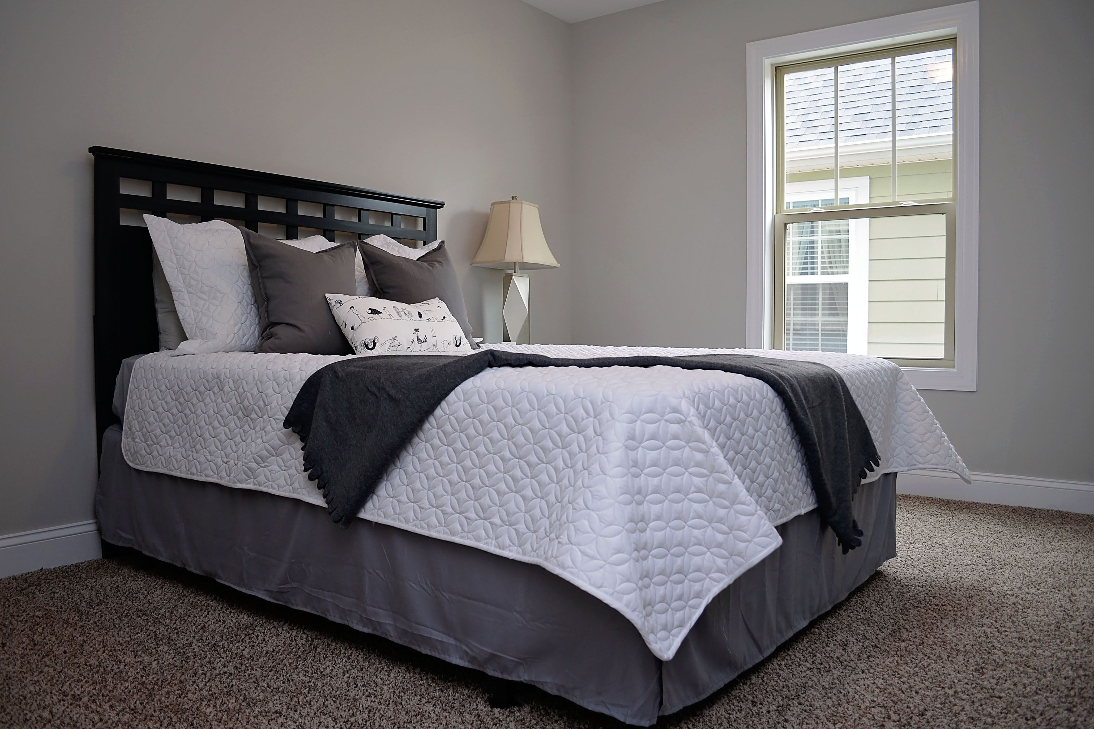 Bedroom featured in the Grayson By Dan Ryan Builders in Greenville-Spartanburg, SC