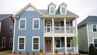 Grayson - The Grange: Central, South Carolina - Dan Ryan Builders