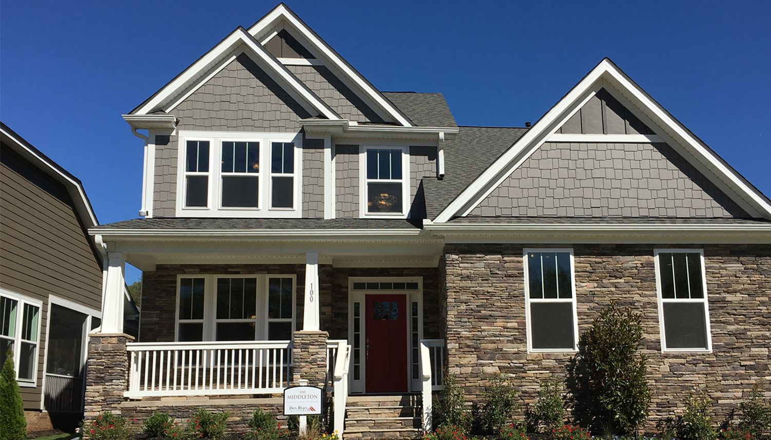 the reserve at richglen in greer  sc    new homes by dan