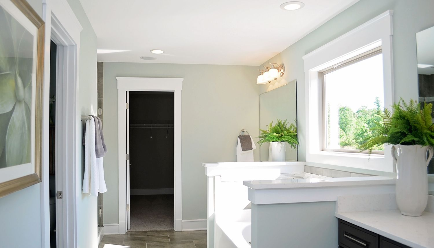 Bathroom featured in the Stonefield By Dan Ryan Builders in Greenville-Spartanburg, SC