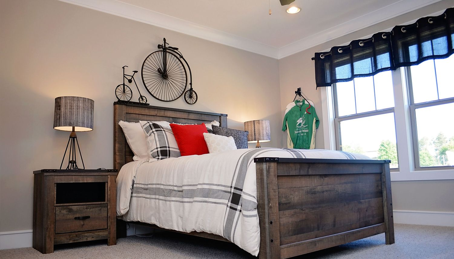 Bedroom featured in the Stonefield By Dan Ryan Builders in Greenville-Spartanburg, SC