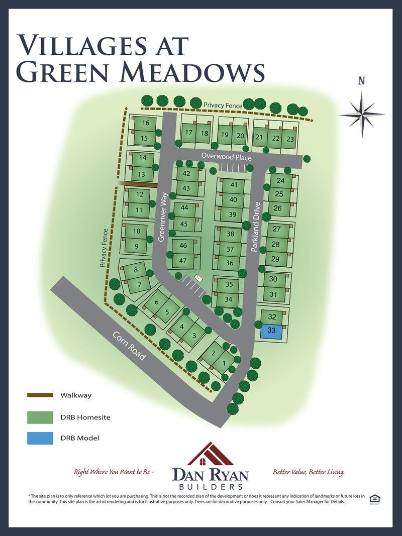 Village at Green Meadows