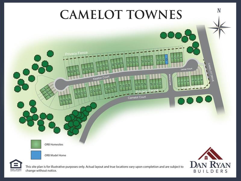 Camelot Townes