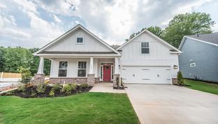 Parker - Anderson Grant: Woodruff, South Carolina - Dan Ryan Builders