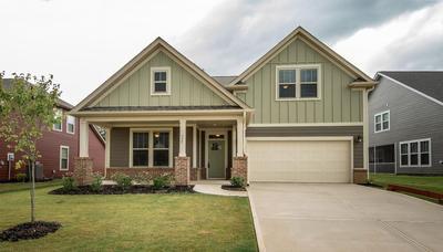 New Homes for Sale in Greenville & Spartanburg SC - Dan Ryan Builders