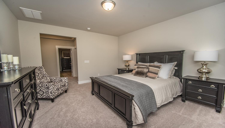 Bedroom featured in the Lakehurst By Dan Ryan Builders in Greenville-Spartanburg, SC