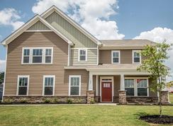 Elmhurst - Anderson Grant: Woodruff, South Carolina - Dan Ryan Builders