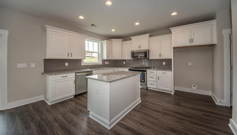Kitchen featured in the Elmhurst By Dan Ryan Builders in Greenville-Spartanburg, SC