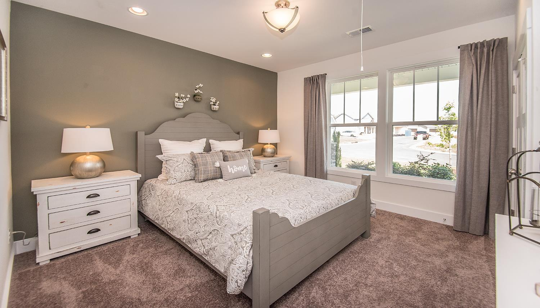 Bedroom featured in the Cooper 3 By Dan Ryan Builders in Greenville-Spartanburg, SC