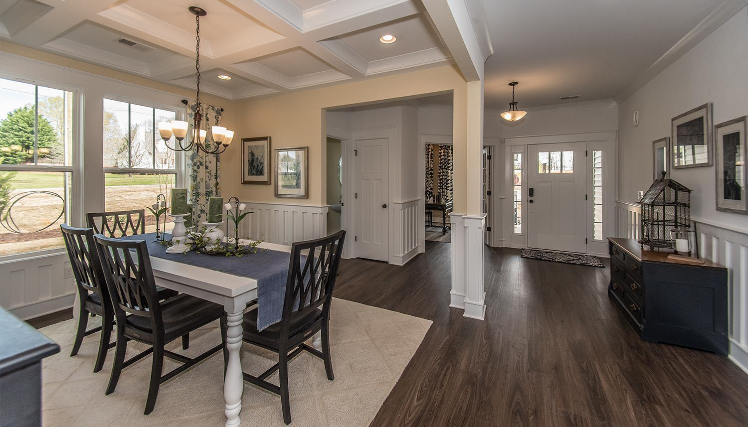 Living Area featured in the Drayton By Dan Ryan Builders in Greenville-Spartanburg, SC