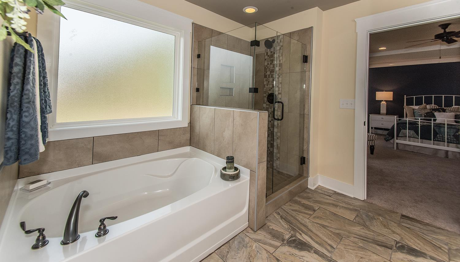 Bathroom featured in the Drayton By Dan Ryan Builders in Greenville-Spartanburg, SC