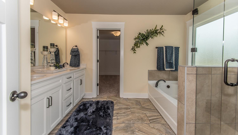 Bathroom featured in the Drayton By Dan Ryan Builders in Greenville-Spartanburg, SC