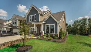 homes in Village at Green Meadows by Dan Ryan Builders
