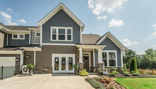 Village at Green Meadows by Dan Ryan Builders in Greenville-Spartanburg South Carolina