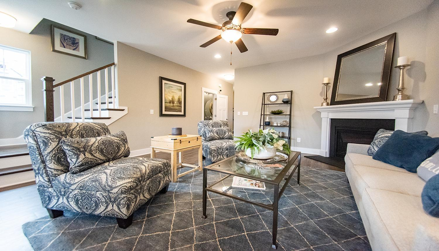 Living Area featured in the Litchfield By Dan Ryan Builders in Greenville-Spartanburg, SC