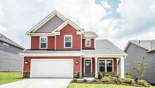 Cameron - Livingston Park: Easley, South Carolina - Dan Ryan Builders