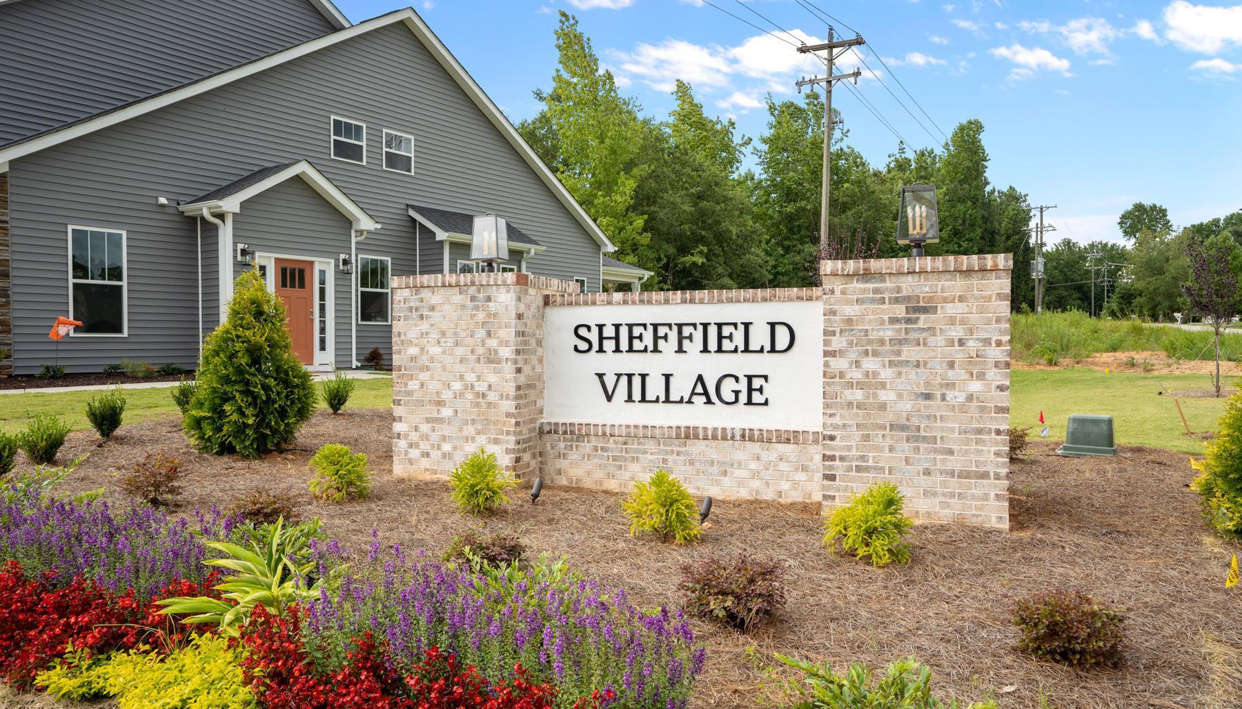 'Sheffield Village' by Dan Ryan - Greenville Region in Greenville-Spartanburg