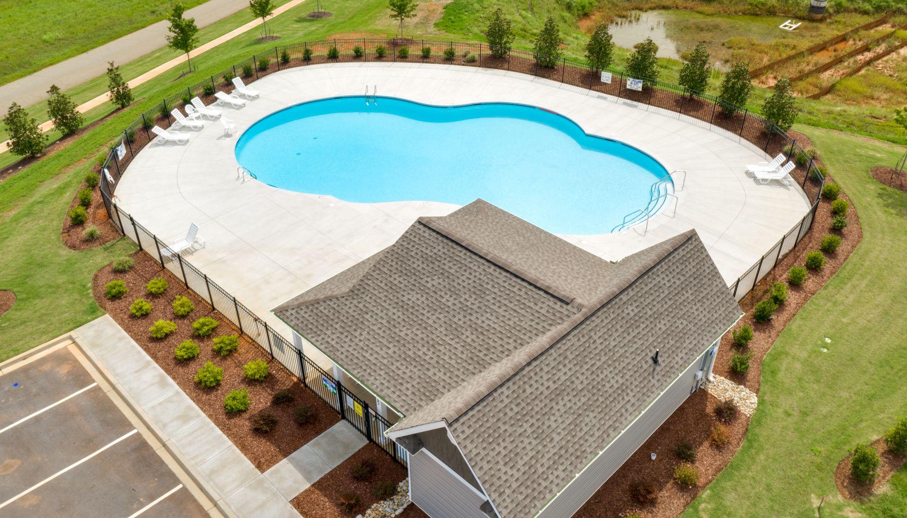 'Creekside Manor' by Dan Ryan - Greenville Region in Greenville-Spartanburg