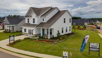 Creekside Manor by Dan Ryan Builders in Greenville-Spartanburg South Carolina