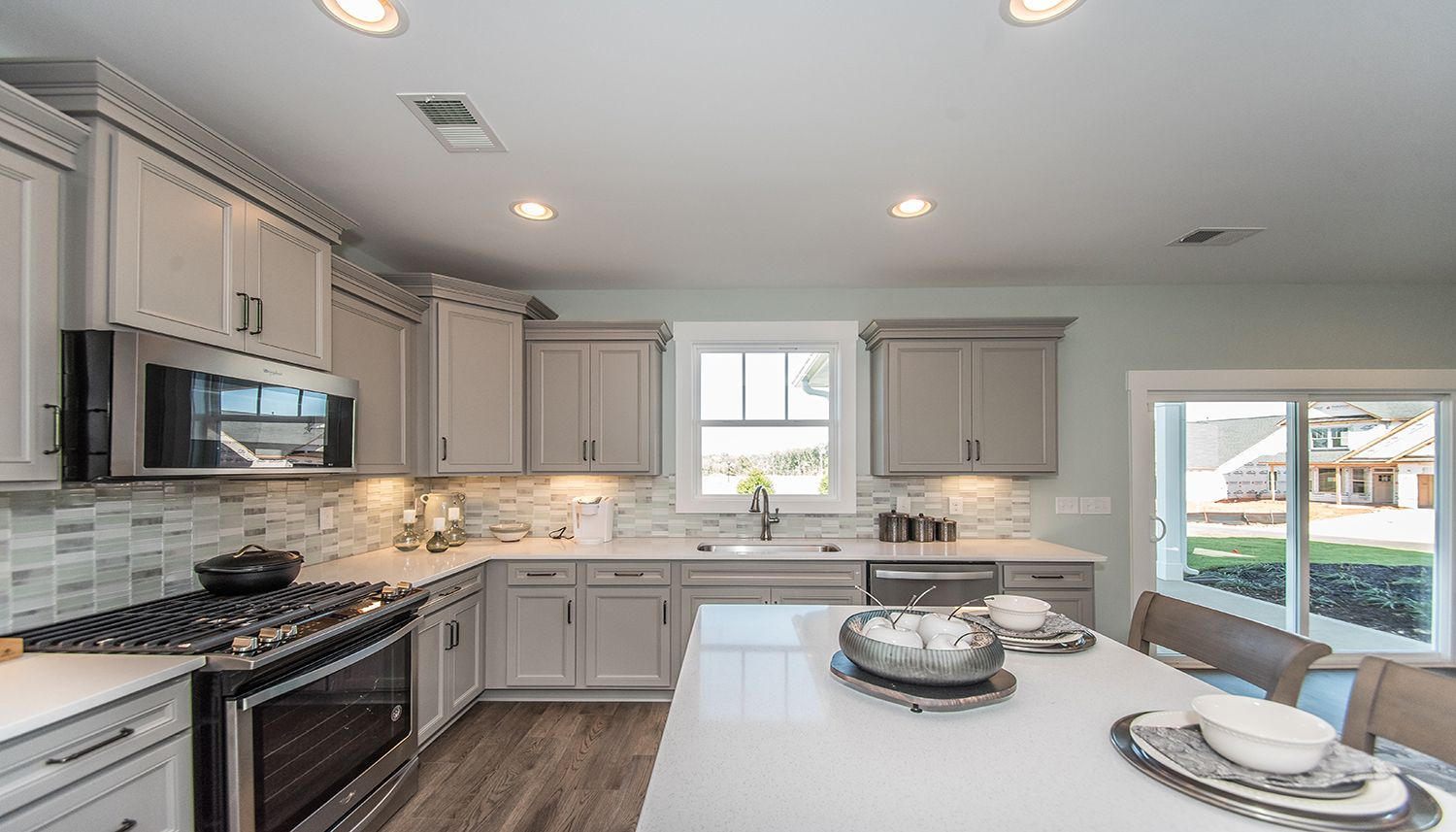 Kitchen featured in the Cameron By Dan Ryan Builders in Greenville-Spartanburg, SC