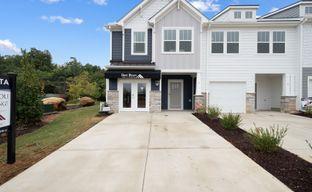 The Vista by Dan Ryan Builders in Greenville-Spartanburg South Carolina