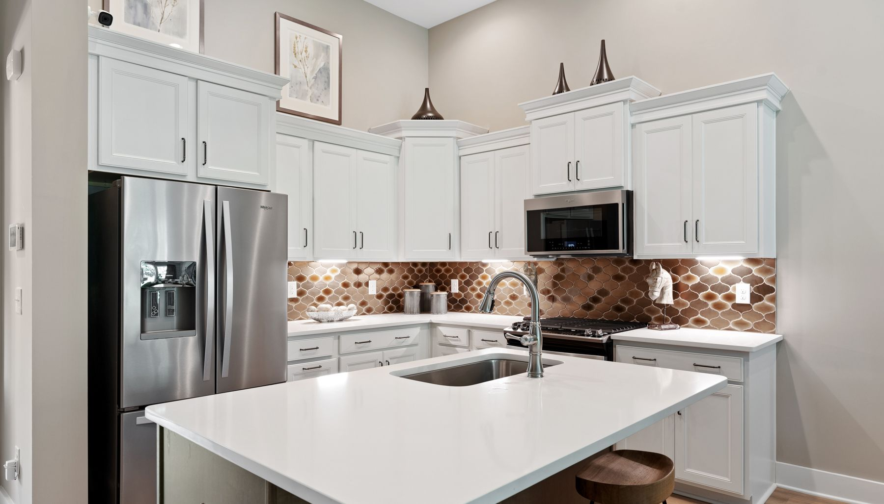 Kitchen featured in the Summit By Dan Ryan Builders in Greenville-Spartanburg, SC