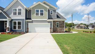 Lakehurst - Camden Cottages: Greenville, South Carolina - Dan Ryan Builders
