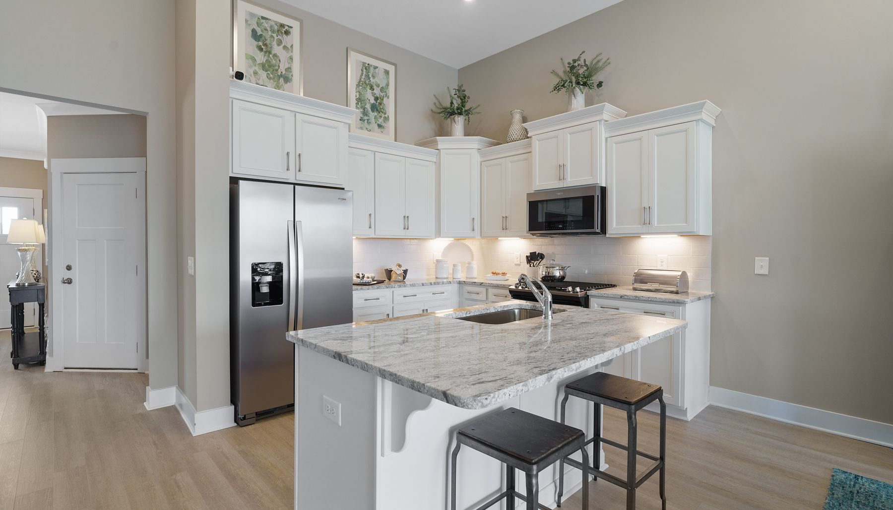 Kitchen featured in the Summit By Dan Ryan Builders in Greenville-Spartanburg, SC